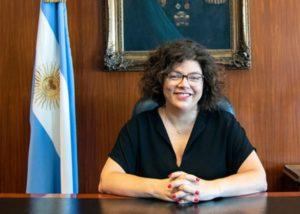 """Carla Vizzotti: """"Sin las organizaciones no hubiera sido posible darle pelea al coronavirus en Argentina"""""""