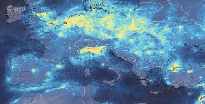 Coronavirus e inquinamento, nelle città le emissioni crollano fino al -75%