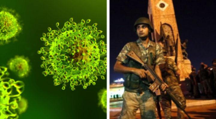 Turchia, repressione ai tempi del virus e la puzza di un nuovo colpo di Stato