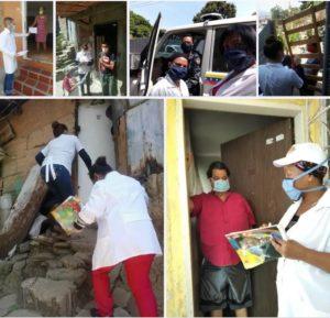 L'ONU chiede al Venezuela l'autorizzazione per studiare la sua strategia di soppressione della pandemia per riprodurla negli altri paesi