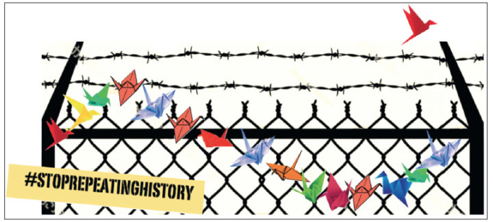 Tsuru for Solidarity Calls for Immediate Humanitarian Release of Immigrant Families and Children