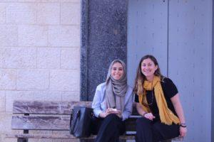 Intervista a una donna palestinese sull'influenza da Covid-19