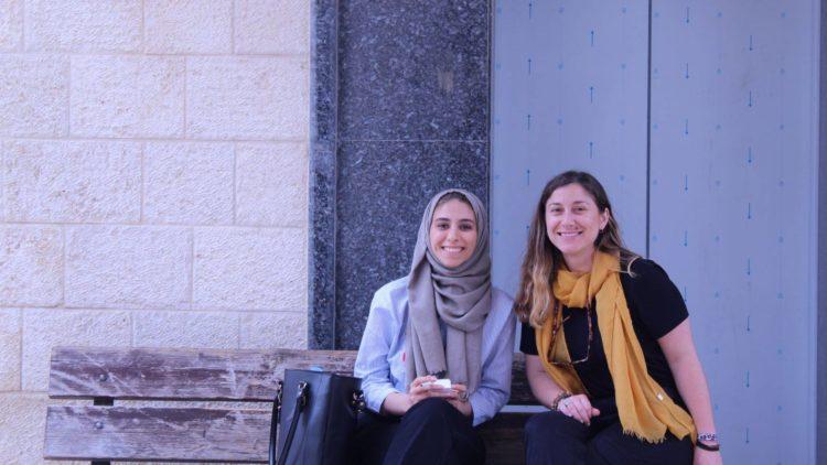 Interview d'une dame en Palestine sur l'influence du Covid-19