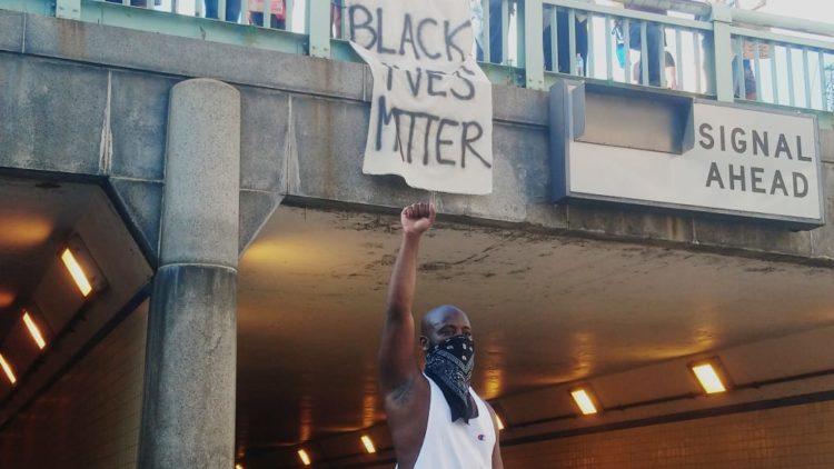 Black Lives Matter : Photo-reportage des manifestations aux États-Unis