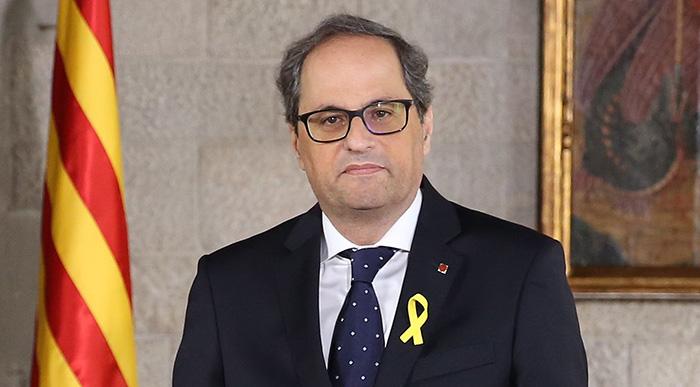 """""""Was Katalonien braucht, ist eine vollständige Selbstverwaltung."""""""