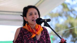 """""""Debemos avanzar en la soberanía alimentaria"""" Bertha Zúniga Cáceres"""