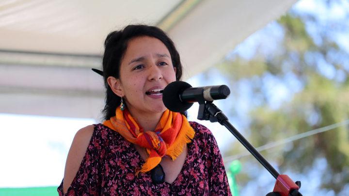 "Honduras, Bertha Zúniga Cáceres: ""Dobbiamo aumentare la sovranità alimentare"""