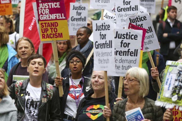 For UK, Tackling Racial Injustice Should Begin at Home