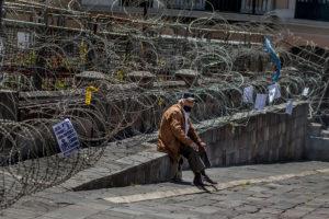 Siguen las manifestaciones en Quito
