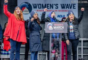 Las voces de las mujeres