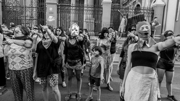 Polizei stellt Strafanzeige gegen Las Tesis