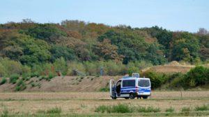 Hambacher Forst: Diese GPS-Daten gab die Polizei an RWE weiter