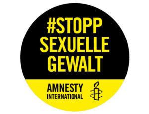 Stopp sexuelle Gewalt – Appell für ein zeitgemässes Sexualstrafrecht lanciert