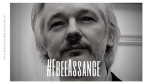 On-Line Event for Julian Assange