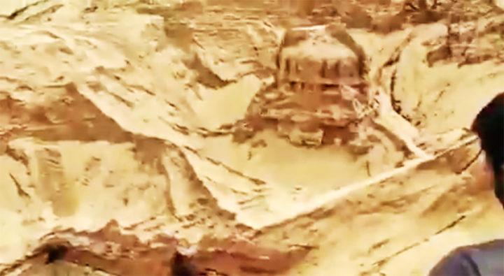 En Inde, découverte d'un temple de Shiva enterré vieux de plusieurs siècles