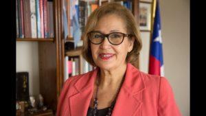 Chile: Encomiable declaración de la Presidenta del Senado
