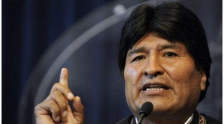 Bolivie. Interview d'Evo Morales : la Bolivie sous la dictature, le pouvoir réel des Etats-Unis