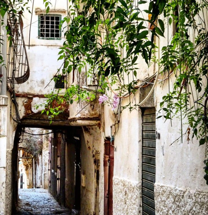 CASBAH OF ALGIERS is in Ruins: Bad Policies Applied to this Ancient City
