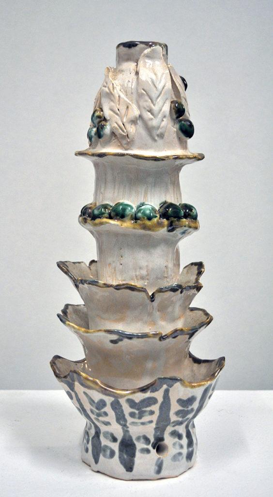 Concha Ybarra – Lámpara fuente