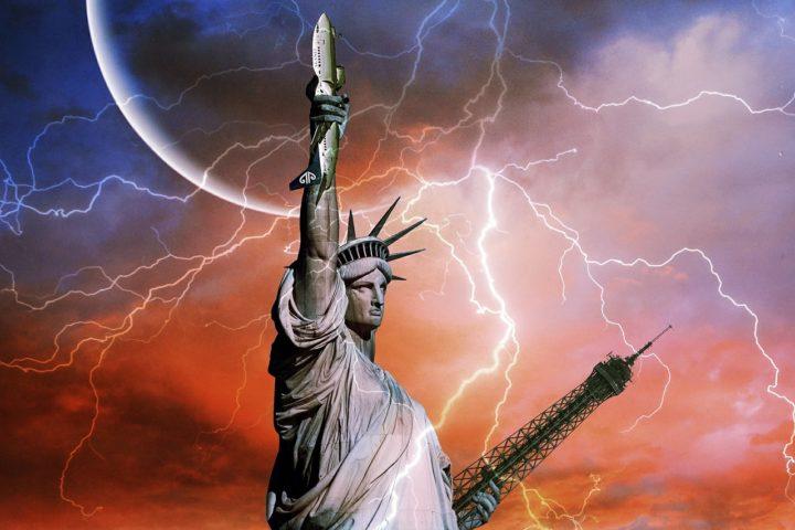 Systemisch-siamesisch: Frankreich und die USA