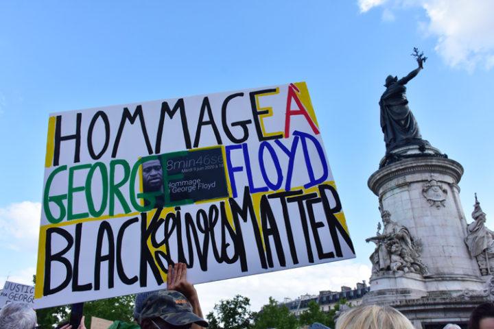 11 heures à Houston, 18 heures à Paris, pour l'Hommage à Georges Floyd
