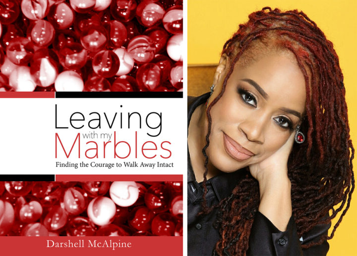Darshell McAlpine & Her Autobiographical Book Leaving With My Marbles