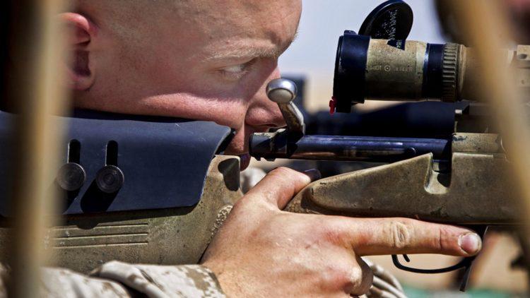 Ein neuer Ton im Waffendiskurs