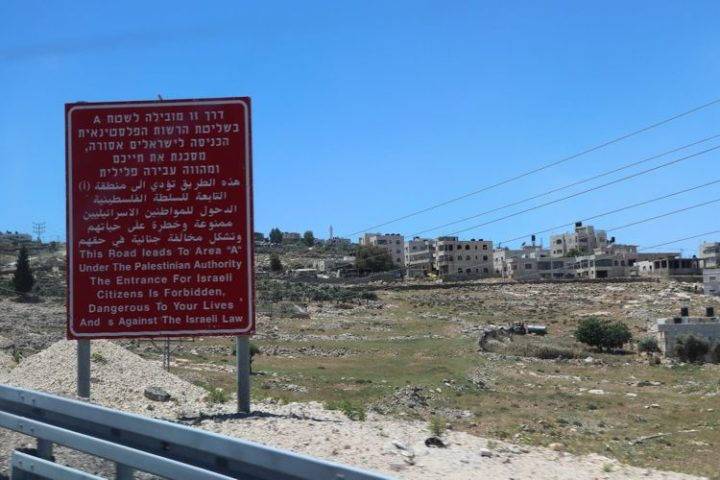 Filistinliler ve İsrailliler arasında diyalog eksikliği