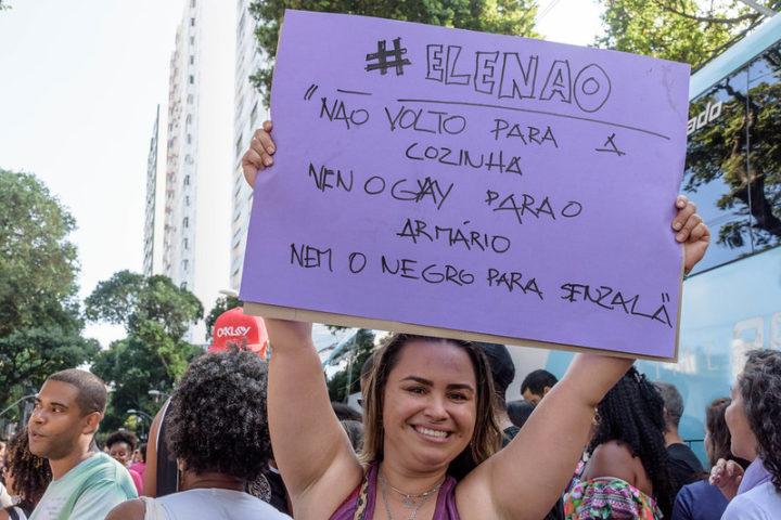 Mulheres Derrubam Bolsonaro!