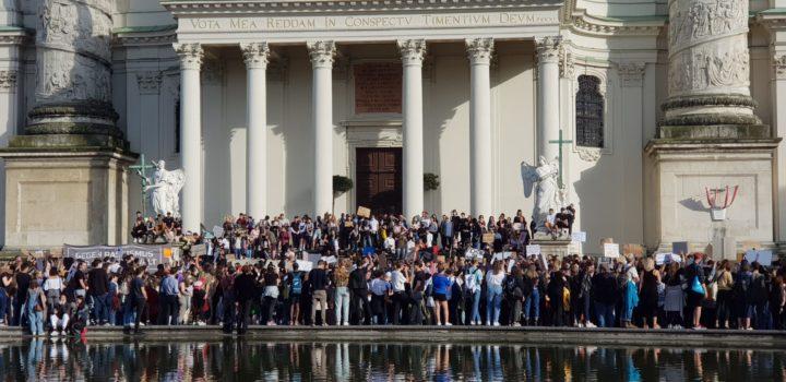 #BlackLivesMatter  Protestwelle erreicht Österreich