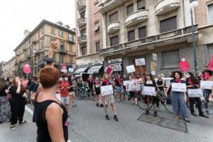 Non Una di Meno, Torino: La normalità di oggi, la violenza di sempre