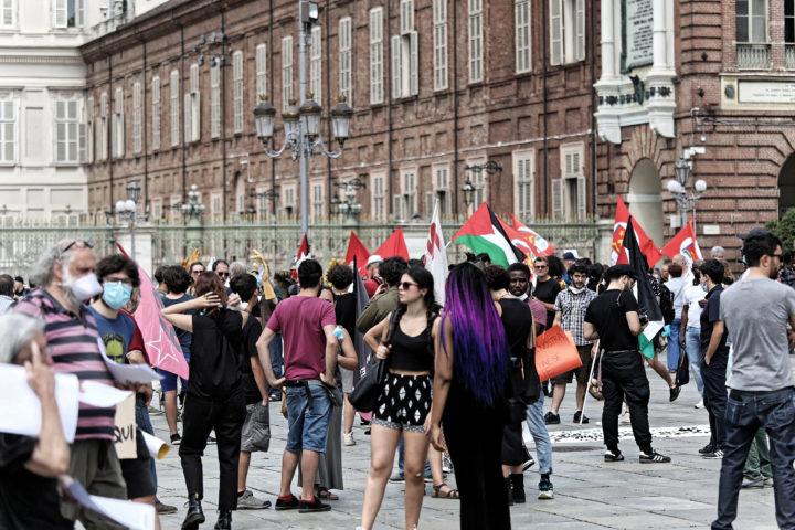 Black Lives Matter Torino