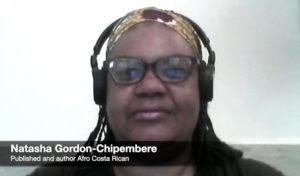 Face 2 Face with Dr. Natasha Gordon-Chipembere