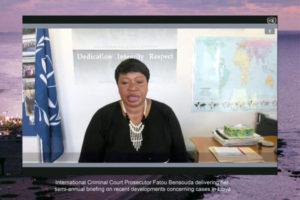 Crímenes de lesa humanidad se vuelven crónicos en Libia, denuncia CPI
