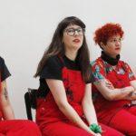 """Starker Rückhalt für das feministische Kollektiv """"Las Tesis"""""""
