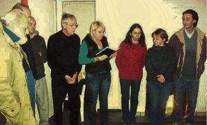 Témoignage saisonnière 2010 : Office et adieu de Silo