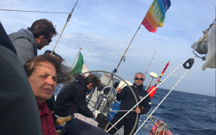 La Pace in porto: nuovi esposti presso le procure di Genova e Trieste