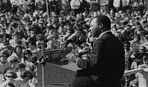 Martin Luther Kings Vision einer vernetzten Welt ist aktueller denn je