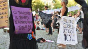 """Roma, Non Una Di Meno: """"Torniamo nelle Piazze! Ci tolgono il tempo, riprendiamoci tutto!"""""""
