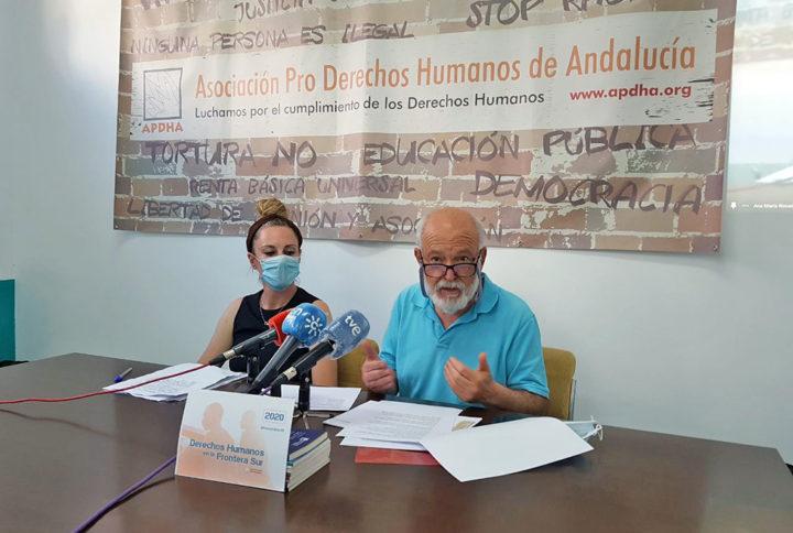 APDHA: «El descenso de migrantes en la frontera sur se debe a la subcontratación de la violencia en Marruecos»