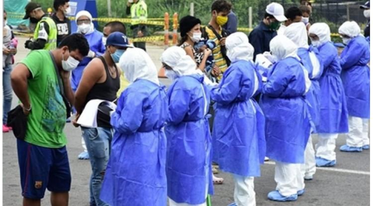 Ce que montre la pandémie au Venezuela
