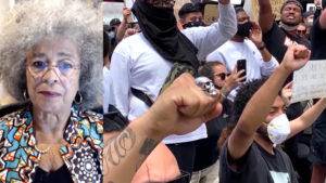 Angela Davis on Abolition, Calls to Defund Police, Toppled Racist Statues & Voting in 2020 Election