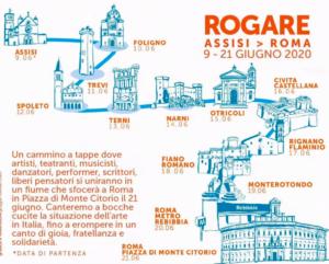 Giornata della Musica, domenica a Roma la tappa finale di Rogare