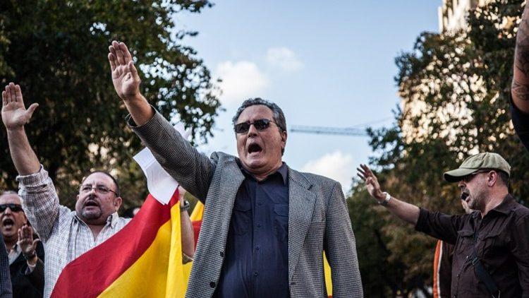 Spanien vor dem Abgrund des Gestern