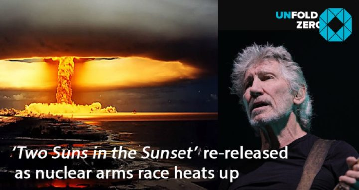 'Two Suns in the Sunset' re-released as nuclear arms race heats up