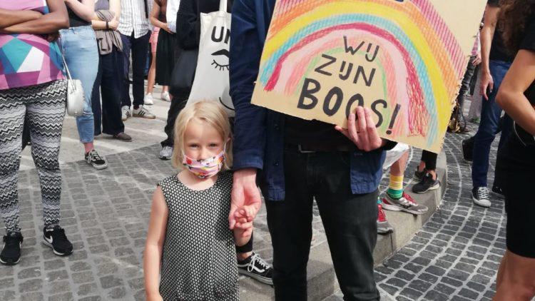 Las protestas contra el racismo se extienden también a Los Países Bajos