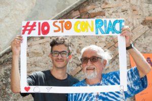 Alex Zanotelli: dobbiamo darci da fare tutti per difendere Riace, il grande sogno di Mimmo Lucano
