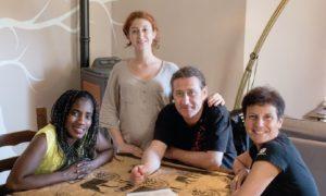 Da rifugiati a videomaker: «Ecco la nostra storia nella casa degli italiani»