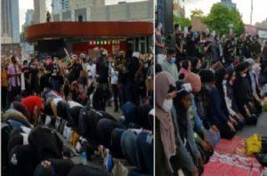 Desde Nueva York hasta Filadelfia, los musulmanes rezan por la paz