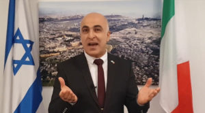 Nuova vergogna RAI: l'inchino a Israele diventa proskinesis